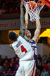 NORMAL, IL - November 06:  Seth Adelsperger during a college basketball game between the ISU Redbirds and the Belmont Bruins on November 06 2019 at Redbird Arena in Normal, IL. (Photo by Alan Look)