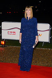 Kate Garraway attends The Sun Military Awards 2013. National Maritime Museum, London, United Kingdom. Wednesday, 11th December 2013. Picture by Chris Joseph / i-Images