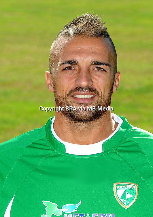 Italian League Serie B -2014-2015 / <br /> Antonio Zito ( As Avellino )