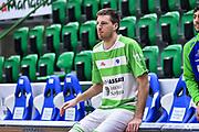 Daniele Magro<br /> Banco di Sardegna Dinamo Sassari - Baxi Manresa<br /> FIBA Basketball Champions League BCL 2019-2020<br /> Sassari, 03/12/2019<br /> Foto L.Canu / Ciamillo-Castoria