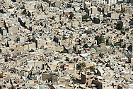Damascus aerial view, Syria