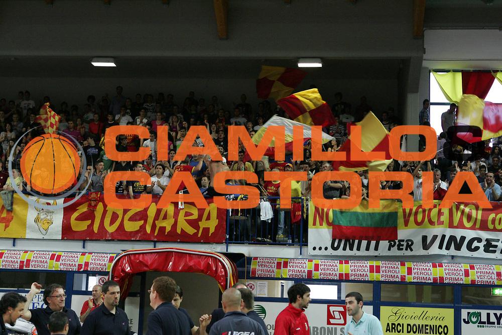 DESCRIZIONE : Frosinone Lega Basket A2 2010-2011 Playoff semifinali gara 4 Prima Veroli Umana Reyer Venezia<br /> GIOCATORE :          <br /> SQUADRA : Prima Veroli    <br /> EVENTO : Campionato Lega Basket A2 2010-2011<br /> GARA : Prima Veroli Umana Reyer Venezia  <br /> DATA : 05/06/2011<br /> CATEGORIA : tifosi       <br /> SPORT : Pallacanestro<br /> AUTORE : Agenzia Ciamillo-Castoria/A.Ciucci<br /> Galleria : Lega Basket A2 2010-2011<br /> Fotonotizia : Frosinone  Lega Basket A2 2010-2011 Playoff semifinali gara 4 Prima Veroli Umana Reyer Venezia  <br /> Predefinita :