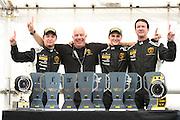 April 28-May 1, 2016: Lamborghini Super Trofeo, Laguna Seca: #10 Trent Hindman, Craig Duerson, Prestige Performance, Lamborghini Paramus (PRO-AM), #1 Shinya Michimi, Prestige Performance, Lamborghini Paramus (Pro)