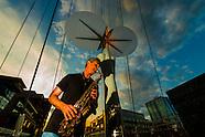 USA-Colorado-Denver-Saxophonist Nelson Rangell