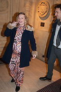 Joanna Page; James Thornton; , KOOZA, CIRQUE DU SOLEIL  Royal Albert Hall Kensington Gore London. 8 January 2012.