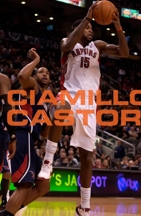 DESCRIZIONE : Toronto NBA 2010-2011 Toronto Raptors Atlanta Hawks<br /> GIOCATORE : Amir Johnson<br /> SQUADRA : Toronto Raptors Atlanta Hawks<br /> EVENTO : Campionato NBA 2010-2011<br /> GARA : Toronto Raptors Atlanta Hawks<br /> DATA : 12/01/2011<br /> CATEGORIA :<br /> SPORT : Pallacanestro <br /> AUTORE : Agenzia Ciamillo-Castoria/V.Keslassy<br /> Galleria : NBA 2010-2011<br /> Fotonotizia : Toronto NBA 2010-2011 Toronto Raptors Atlanta Hawks<br /> Predefinita :