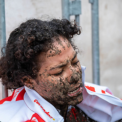 2019-10-19: Cycling: Superprestige: Boom: Ceylin del Carmen Alvarado missed the podium after a crash in the last lap