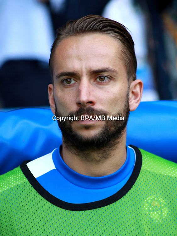 Uefa - World Cup Fifa Russia 2018 Qualifier / <br /> Slovakia National Team - Preview Set - <br /> Dusan Svento