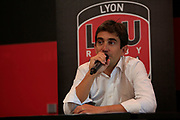 Yann Roubert Président of LOU during the Olympique Lyonnais presentation press conference, French Championship L1 2018/2019, at Lyon, France, on June 30, 2018 - Photo Romain Biard / Isport / ProSportsImages / DPPI