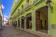 Casa de Africa, Havana Vieja, Cuba.