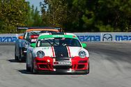 #57 Mathe Racing/Orbit Racing Porsche 911 GT3 Cup: Michael Mathe