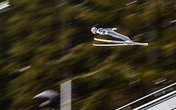 22.02.2019, Bergiselschanze, Innsbruck, AUT, FIS Weltmeisterschaften Ski Nordisch, Seefeld 2019, Skisprung, Herren, im Bild Killian Peier (SUI) // Killian Peier of Switzerland during the men's Skijumping of FIS Nordic Ski World Championships 2019. Bergiselschanze in Innsbruck, Austria on 2019/02/22. EXPA Pictures © 2019, PhotoCredit: EXPA/ JFK