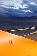 Argentina. Ushuaia. the port of Ushuaia  Ushuaia -   <br /> /<br /> Le port, Ushuaia, la ville la plus australe de la planete  Ushuaia - Argentine <br /> /<br /> USHU003