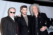 Queen and Adam Lambert appear to announce summer North American tour dates at Madison Square Garden in New York City, New York on March 06, 2014.