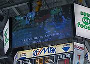 KELOWNA, CANADA - NOVEMBER 17:  MetroLiquor at the Kelowna Rockets game on November 17, 2017 at Prospera Place in Kelowna, British Columbia, Canada.  (Photo By Cindy Rogers/Nyasa Photography,  *** Local Caption ***