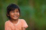 Macushi girl,<br />