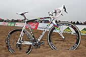 2011.10.09 - Ruddervoorde -  Zdenek Stybar new bike
