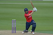 Essex wicket-keeper James Foster during the Royal London One Day Cup match between Hampshire County Cricket Club and Essex County Cricket Club at the Ageas Bowl, Southampton, United Kingdom on 5 June 2016. Photo by David Vokes.