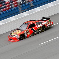 April 15, 2011; Talladega, AL, USA; NASCAR Sprint Cup Series driver Jamie McMurray (1) during practice for the Aarons 499 at Talladega Superspeedway.   Mandatory Credit: Derick E. Hingle