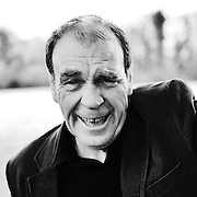 Finbar Furey laughing