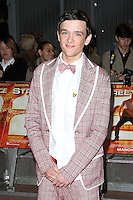 LONDON - MARCH 19: George Sampson attends the World Premiere of 'StreetDance 2' at Cineworld, The O2 Arena, London, UK. March 19, 2012. (Photo by Richard Goldschmidt)