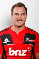 Israel Dagg. Crusaders Headshots. Investec Super Rugby, Rugby Park, Christchurch. Thursday 3 Febuary 2011 . Photo: Simon Watts/photosport.co.nz