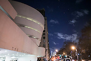 NEW YORK - MARCH 4: Art after Dark at the Guggenheim Museum on March 4, 2017 in New York City. (Photo by Ben Hider)