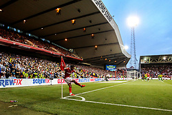 Joao Carvalho of Nottingham Forest takes a corner in front of The Bridgford Stand at The City Ground - Mandatory by-line: Robbie Stephenson/JMP - 07/08/2018 - FOOTBALL - The City Ground - Nottingham, England - Nottingham Forest v West Bromwich Albion - Sky Bet Championship