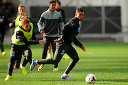 AI120483 Dunedin-Football, Newcastle United F.C Training 21 July 2014