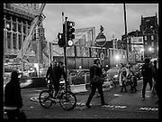 Tottenham Court Rd.  London. 28 January 2016