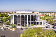 Taj Mahal Medical Center Aerial in Laguna Hills