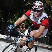 Finisher in El Tour de Tucson, November 20, 2010. Bike-tography by Martha Retallick.
