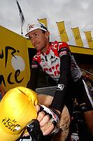 Sykkel<br /> Tour de France 2004<br /> 11.07.2004<br /> Foto: Dppi/Digitalsport<br /> Norway Only<br /> <br /> STAGE 8 - LAMBALLE >  QUIMPER<br /> <br /> KURT-ASLE ARVESEN (NOR) / TEAM CSC