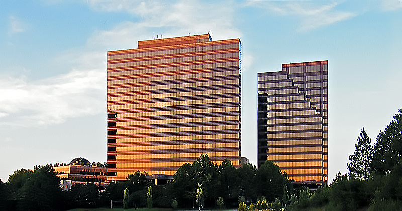 500 Northpark Tower - John Portman and Associates Architect