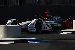 October 17, 2018 - Valencia, Spain - 66 ABT Daniel (ger), Audi Sport ABT Schaeffler Formula E Team during the Formula E official pre-season test at Circuit Ricardo Tormo in Valencia on October 16, 17, 18 and 19, 2018. (Credit Image: © Xavier Bonilla/NurPhoto via ZUMA Press)