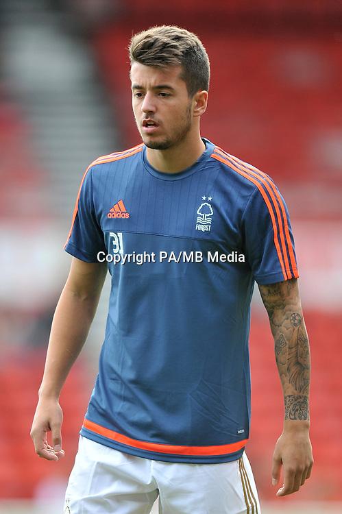 Daniel Pinillos, Nottingham Forest