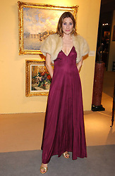 TV presenter LIZ BARKER at the British Antiques Dealers Association antiques & Fine art fair in aid of the charity Childline held at the Duke of York Square, Chelsea, London on 23rd March 2006.<br /><br />NON EXCLUSIVE - WORLD RIGHTS