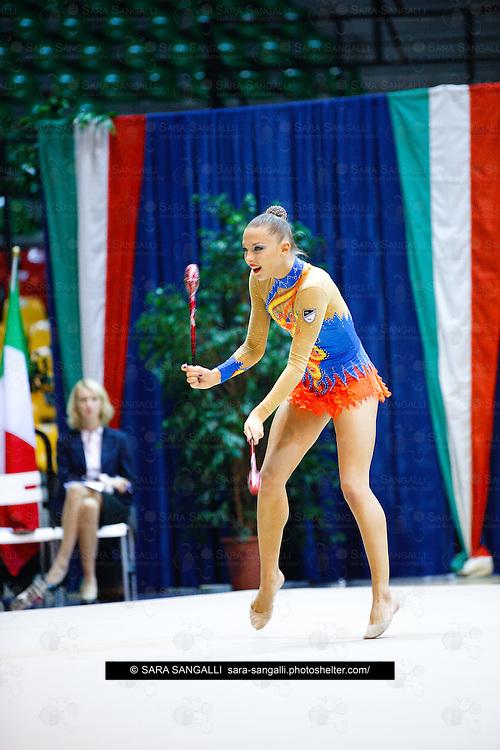 Ritmica Nervianese Melitina Staniouta , rhythmic gymnast
