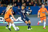 Kenza Dali - 28.03.2015 - Paris Saint Germain / Glasgow City FC - 1/4Finale retour Champions League<br /> Photo : Andre Ferreira / Icon Sport