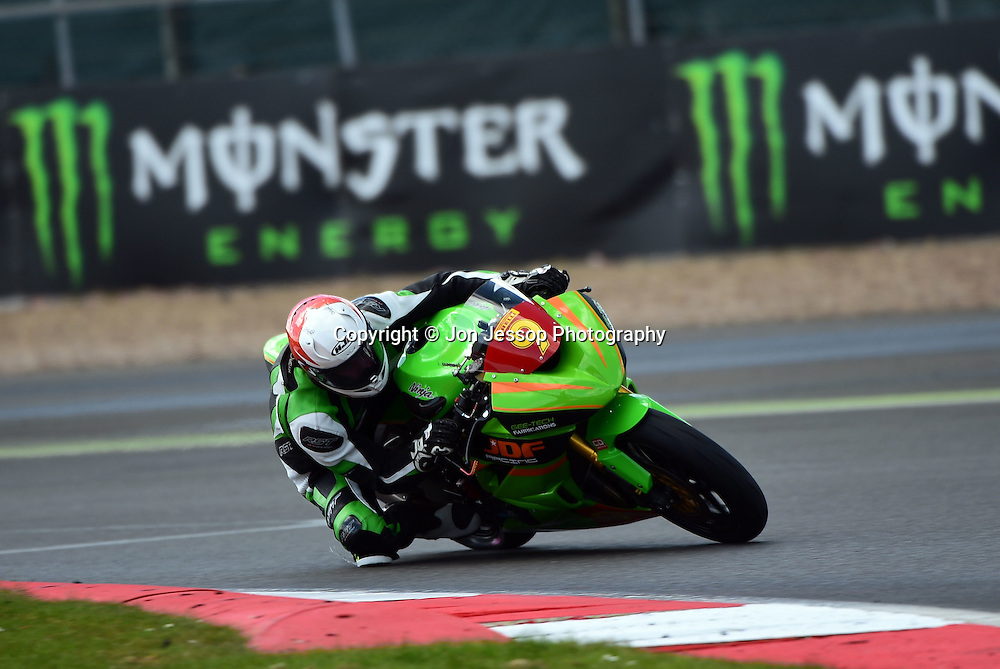 #9 Ben Luxton Ben Luxton/JDF Racing Kawasaki Pirelli National Superstock 600 Championship in association with Black Horse