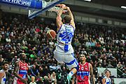 DESCRIZIONE : Campionato 2014/15 Dinamo Banco di Sardegna Sassari - Victoria Libertas Consultinvest Pesaro<br /> GIOCATORE : Miroslav Todic<br /> CATEGORIA : Schiacciata<br /> SQUADRA : Dinamo Banco di Sardegna Sassari<br /> EVENTO : LegaBasket Serie A Beko 2014/2015<br /> GARA : Dinamo Banco di Sardegna Sassari - Victoria Libertas Consultinvest Pesaro<br /> DATA : 17/11/2014<br /> SPORT : Pallacanestro <br /> AUTORE : Agenzia Ciamillo-Castoria / M.Turrini<br /> Galleria : LegaBasket Serie A Beko 2014/2015<br /> Fotonotizia : Campionato 2014/15 Dinamo Banco di Sardegna Sassari - Victoria Libertas Consultinvest Pesaro<br /> Predefinita :