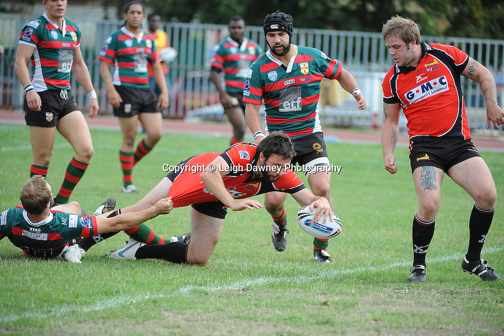 Hightlights from the London Skolars v Gateshead Thunder - August 2010 ©Photo credit: Leigh Dawney