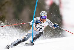 01.03.2020, Hannes Trinkl Weltcupstrecke, Hinterstoder, AUT, FIS Weltcup Ski Alpin, Alpine Kombination, Herren, Slalom, im Bild Kjetil Jansrud (NOR) // Kjetil Jansrud of Norway in action during his Slalom run of men's Alpine combined of FIS ski alpine world cup at the Hannes Trinkl Weltcupstrecke in Hinterstoder, Austria on 2020/03/01. EXPA Pictures © 2020, PhotoCredit: EXPA/ Johann Groder