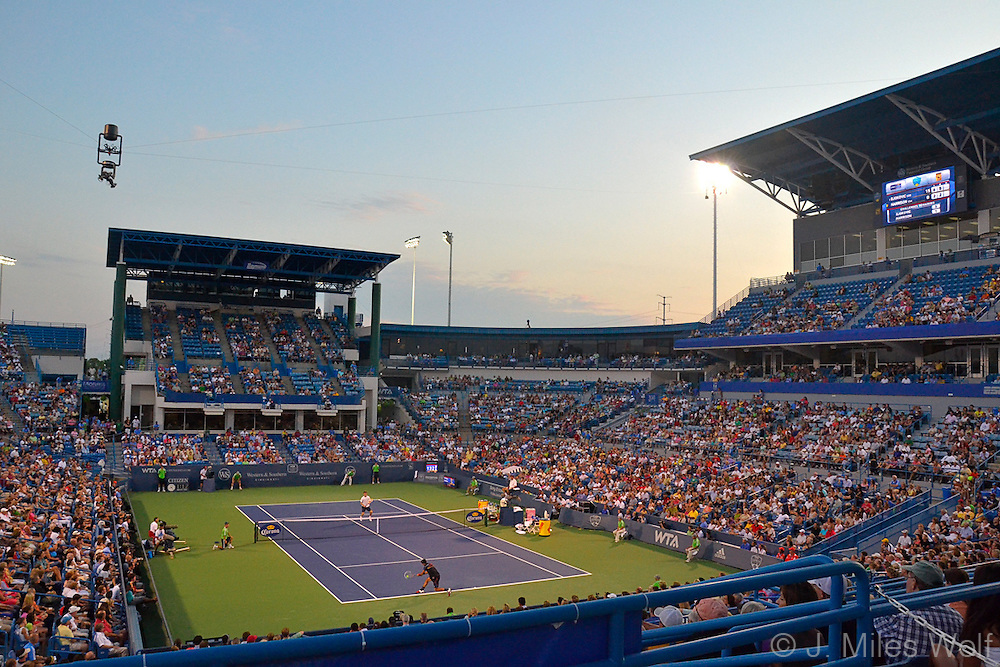 ATP Tennis in Cincinnati