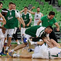 20160323: SLO, Basketball - Telemach League 2015/16, KK Union Olimpija Ljubljana vs KK Tajfun