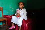 Five year old Betty was born in a poor neighborhood in Addis Ababa, Ethiopia.  At a very young age Betty was diagnosed to be suffering from a serious congenital heart defect which severely limited her most basic physical activities. Betty was facing a gloomy, short future as her physical condition would deteriorate unless treated. Heart surgery, widely available in Western countries, could save Betty's life but is not available in Ethiopia due to lack of facilities and knowledge.