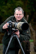 1 February 2014: <br /> Award winning wildlife photographer Les Gibbon at one of his secret locations in East Yorkshire where he has photographed Buzzards, Owls, Otters, Deer and Kingfishers.<br /> Les Gibbon 7971 546747<br /> www.lesgibbonphotography.co.uk<br /> See press release<br /> Picture: Sean Spencer/Hull News &amp; Pictures Ltd<br /> 01482 772651/07976 433960<br /> www.hullnews.co.uk   sean@hullnews.co.uk