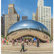 Chicago Bean Triptych