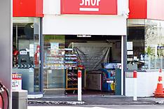 Auckland-Double ram raid on Papatoetoe service stations