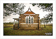 The beautiful Presbyterian church at Matheson, between Inverell and Glen Innes [Matheson, NSW]<br />